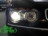 BMW 7 E65, замена штатных линз на Hella 3R + полировка