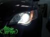 Subaru Outback B13, замена линз на Hella 3R