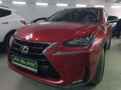 Lexus NX, установка 2-х режимной вентиляции сидения