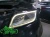 Audi Q5, замена левого стекла фары