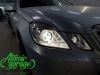 Mercedes W212, замена штатных линз на Hella 3R