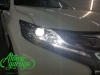 Mitsubishi Pajero Sport 3, замена линз на Bi-led Optima Pro