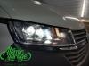 Volkswagen Transporter T6+, установка линз Diliht Triled + Евротонировка Johnson 5%