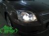 Toyota Avensis T25, замена линз на Hella 3R + восстановление стекол