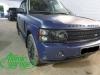 Range Rover L322, замена линз на Diliht Tendel + покраска масок фар