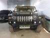 Hummer H2, установка линз Bi-led Diliht Tendel + ходовые огни