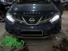 Nissan Murano Z51, замена линз на Bi-led Diliht Tendel + восстановление стекол