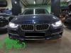 BMW 3 F30, замена линз на Bi-led Diliht Tendel + восстановление стекол