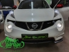 Nissan Juke Nismo, установка линз Bi-led Diliht Tendel