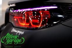 BMW M5 F90 Stingray, эксклюзивный тюнинг фар + натуральный карбон