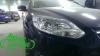 Ford Focus 3, установка линз Bi-led Optima Adaptive + RGB подсветка ниш ног