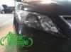 Toyota Camry v45, замена штатных линз на Hella 3R + полировка + покраска