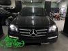 Mercedes GL X164, замена штатных линз на Bi-led Diliht Triled