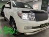Toyota Land Cruiser 200, установка линз на Bi-led Diliht Triled + полировка стекол фар