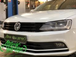 Volkswagen Jetta 6, ремонт запотевания правой фары
