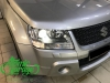 Suzuki Grand Vitara, замена штатных линз на Hella 3R