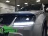 Suzuki Grand Vitara, замена штатных линз на Hella 3R, ходовые огни Crystal