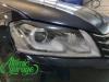 Volkswagen Passat B7, замена стекла и ремонт корпуса правой фары