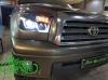 Toyota Tundra GEN2, замена линз на Bi-led Optima Adaptive