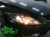Mazda 6 GH, замена стекол фар + бронирование