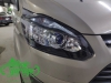 Ford Tourneo Custom, замена линз на бигалоген Hella R + покраска