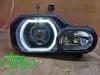 Мотоцикл BMW F800R, установка линз Bi-led Optma Adaptive