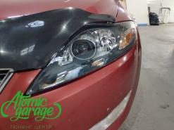 Ford Mondeo 4, замена штатных линз на Optima Adaptive