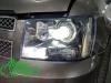 Chevrolet Tahoe GMT900, установка линзы Bi-led Diliht Triled + детейлинг стекол