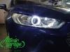 Ford mondeo 5, замена линз на Bi-led Optima Adaptive + Led ПТФ