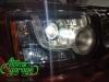 Land Rover Discovery 4, замена линз на Bi-Led Diliht Triled + восстановление стекол