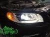 Volvo S80, замена линз на Bi-led Diliht Triled + восстановление стекол