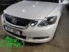 Lexus GS300, замена линз на Bi-led Diliht Triled + новые стекла + покраска масок фар