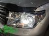 Toyota Land Cruiser 200, установка линз на Bi-led Diliht Triled + восстановление стекол фар