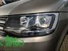 Volkswagen Caravelle T6, установка линз Diliht Triled + восстановление стекол фар