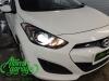 Hyundai i30 GD, замена штатных линз на Bi-led Diliht Triled