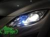 Mazda 6 GH, замена линз на Bi-led Diliht Triled