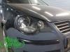 Volkswagen Polo IV, установка линз Diliht Tendel + покраска масок фар