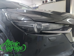 Mazda CX-5 KF, ремонт запотевания правой фары