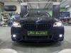 BMW 5 F10, замена линз на Bi-led Diliht Triled + Led ПТФ