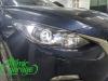 Mazda 3 BM, замена линз на Bi-led Diliht Tendel + восстановление стекол