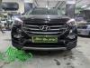 Hyundai Santa Fe DM рестайлинг, замена линз на Bi-led Diliht Triled + восстановление стекол