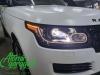 Range Rover Vogue L405, замена линз на Diliht Triled + оклейка матовым полиуретановом