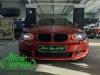 BMW 1 E87, замена линз на Diliht Triled + восстановление стекол