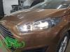 Ford Fiesta MK6, установка линз Bi-led Diliht Tendel