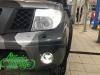 Nissan Pathfinder R51, установка линз Hella 3R и птф Morimoto