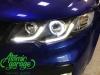 Kia Cerato TD, замена линз на Bi-led Optima Adaptive