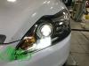 Ford Focus 2, установка линз Bi-led Optima Adaptive