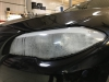 BMW 5 F10, замена линз на Hella 3R + новые стекла