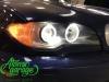 BMW 3 E46 Coupe, замена линз на Bi-led Optima Adaptive