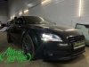 Audi TT 8J, замена линз на Bi-led Diliht Triled + восстановление стекол